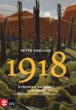 Bokomslag för Stridens skönhet och sorg 1918 : Första världskrigets sista år i 88 korta kapitel