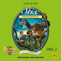 Omslagsbild för Stix - monsterapan