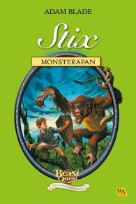 Cover for Stix - monsterapan