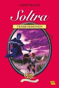 Cover for Soltra - träskdemonen
