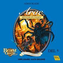 Omslagsbild för Arac - spindelkungen