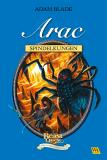 Bokomslag för Arac - spindelkungen