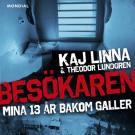 Cover for Besökaren : mina 13 år bakom galler