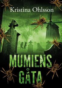 Cover for Mumiens gåta