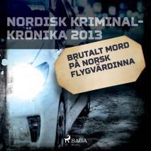 Omslagsbild för Brutalt mord på norsk flygvärdinna
