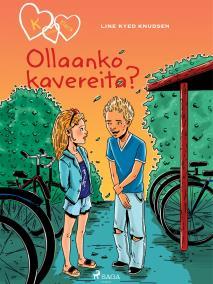 Omslagsbild för K niinku Klara 11 - Ollaanko kavereita?