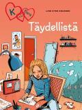 Omslagsbild för K niinku Klara 16 - Täydellistä