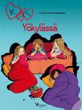 Cover for K niinku Klara 4 - Yökylässä