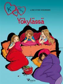 Omslagsbild för K niinku Klara 4 - Yökylässä