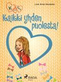 Cover for K niinku Klara 5 - Kaikki yhden puolesta!