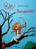 Cover for K niinku Klara 6 - Sotaleikki!