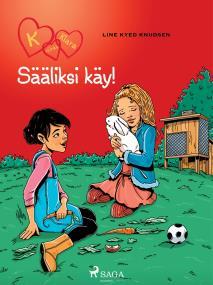 Omslagsbild för K niinku Klara 7 - Sääliksi käy!