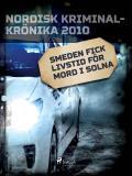 Omslagsbild för Smeden fick livstid för mord i Solna