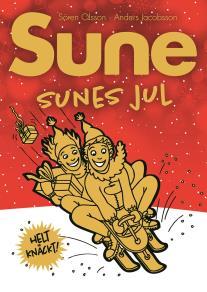 Omslagsbild för Sunes jul