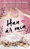 Cover for Han är min