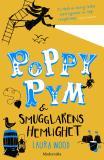 Omslagsbild för Poppy Pym och smugglarens hemlighet