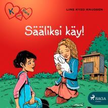 Cover for K niinku Klara 7 - Sääliksi käy!