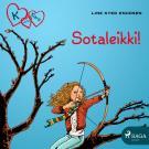 Omslagsbild för K niinku Klara 6 - Sotaleikki!