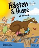 Bokomslag för Hästen och husse på stranden
