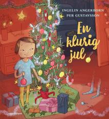 Cover for En klurig jul : Julsaga i 24 kapitel