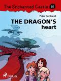 Cover for The Enchanted Castle 10 - The Dragon's Heart