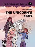 Omslagsbild för The Enchanted Castle 9 - The Unicorn's Tears