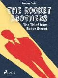 Omslagsbild för The Rocket Brothers - The Thief from Baker Street
