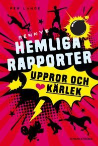Cover for Uppror och kärlek