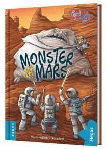 Omslagsbild för Monster på Mars