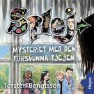 Omslagsbild för Mysteriet med den försvunna tjejen