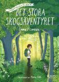Omslagsbild för Äventyrliga Klubben – Det stora skogsäventyret