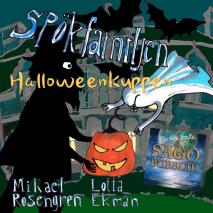 Omslagsbild för Spökfamiljen : Halloweenkuppen