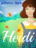 Bokomslag för Heidi