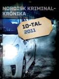 Omslagsbild för Nordisk kriminalkrönika 2011