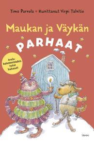 Cover for Maukan ja Väykän parhaat
