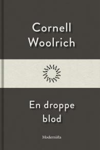 Cover for En droppe blod