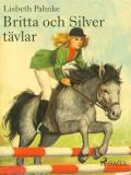 Omslagsbild för Britta och Silver tävlar