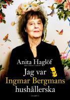 Omslagsbild för Jag var Ingmar Bergmans hushållerska