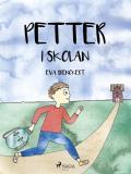 Omslagsbild för Petter i skolan – VERSALER