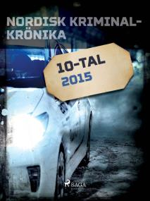 Cover for Nordisk kriminalkrönika 2015