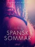 Cover for Spansk sommar