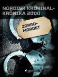 Omslagsbild för Zorro-mordet