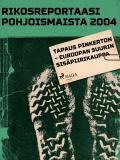 Omslagsbild för Tapaus Pinkerton – Euroopan suurin sisäpiirikauppa