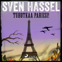 Cover for Tuhotkaa Pariisi!