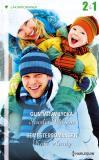 Cover for Glimtar av lycka/Semesterromansen