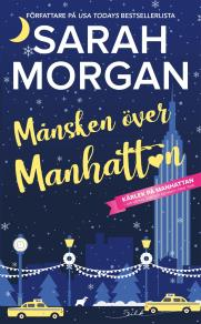Cover for Månsken över Manhattan