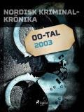 Omslagsbild för Nordisk kriminalkrönika 2003