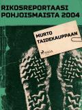 Omslagsbild för Murto taidekauppaan