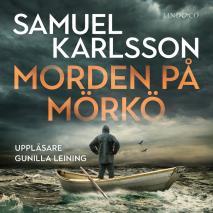 Cover for Morden på Mörkö
