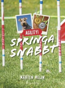 Omslagsbild för Agility! Springa snabbt